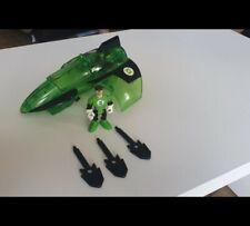 Green Lantern Imaginext DC Superfriends Green Lantern Jet With Figure