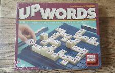 UpWords Crossword 3D Board Game SEALED Milton Bradley 1997