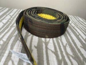 Camo Yellow Stripe Size 2 Belt Karate Taekwondo