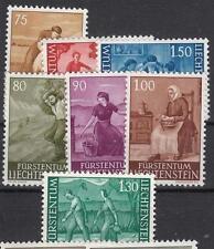 Liechtenstein 395-397, 411-413, 438  **