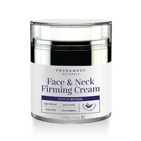 Neck Firming Cream, Anti Aging & Wrinkle Moisturizer For Neck & Face - 1.7 Oz
