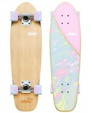 Obfive Cruiser Skateboard Complete Pastel Plasma 28