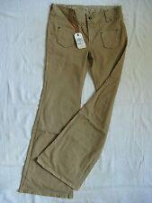 Replay Damen Jeans Schlag Stretch W27/L32 low waist regular fit extra flare leg