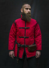 Medieval Celtic Viking Armor Padded Gambeson Sca Larp