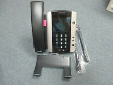 Polycom 2201-44500-001 VVX 500 VOIP IP Color Display Telephone W/ Stand - #P