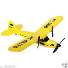 HuaLe HL803 2.4G UPGRADED PIPER J3 CUB NC26170 RC Airplane RTF