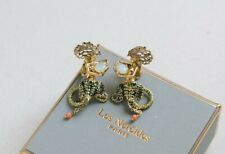 Les Nereides Fond Marin Sea of Goddess Earrings