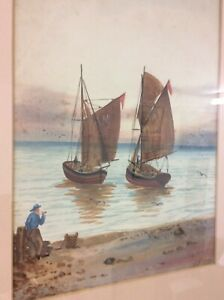 Antique Water Colours Signed
