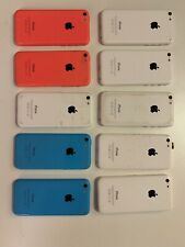 10 X iPhone 5c, Space Grey & silver, Faulty For Pars