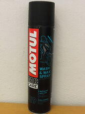 23,96€/l Motul Wash & Wax 12 x 400 ml Spray