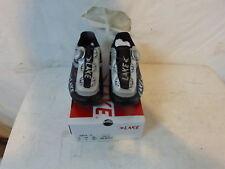 Lake CX175-W Road Shoes Women's 39 US 8 Black/Silver NIB Retail $159.99