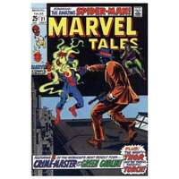 Marvel Tales (1964 series) #21 in Fine minus condition. Marvel comics [*8n]
