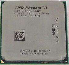 AMD Phenom II X6 1055T - HDT55TFBK6DGR Hex-Core 2.8GHz Socket AM3 CPU/Processor