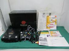 SEGA -- Dreamcast R7 Console System HKT-3000 -- DC. JAPAN Game. Work. 00225