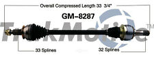 Wonh Industries GM8287 Left New CV Complete Assy