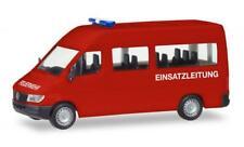 Herpa MB Sprinter 96 Bus Feuerwehr neutral 094115