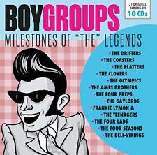 Boy Groups  Milestones Of The Legends [CD]