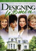Designing Women: The Complete Third Season [New DVD] Full Frame, Slips