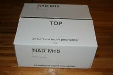 NAD NAD M15 7 Channel Pre-Amp/Processor Amplifier