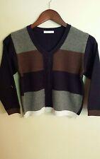 Romeo gigli Boys sweater size 4