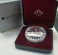 {BJSTAMPS}  1984 CANADA DOLLAR Toronto Proof OGP .500 Silver .375 ASW