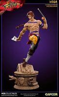 POP CULTURE SHOCK Street Fighter Ultra Vega EX 1:4 Statue EXCLUSIVE EU Verzollt