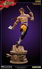 POP CULTURE SHOCK Street Fighter Ultra Vega 1:4 Statue EXCLUSIVE EU Verzollt