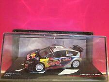 SUPERBE CITROEN C4 WRC RALLY SWEDEN 2010 NEUF BOITE SOUS BLISTER 1/43