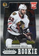 12/13 PANINI PRIZM ROOKIE RC #62 BRANDON BOLLIG BLACKHAWKS *38539