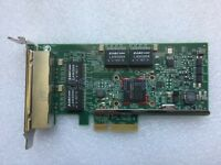 Dell YGCV4 Broadcom 5719 Quad-Port 1Gbe Pcie Network Interface Card