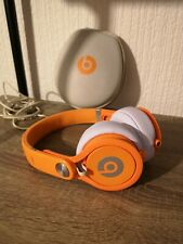 Beats By Dr Dre Mixr Neon Orange David Guetta Collection Limited Edition