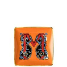 "Holiday Alphabet, Coppetta Lettera ""M"" 12cm, Porcellana, Versace"