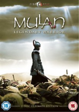 Mulan DVD 2009 Two-disc Ultimate Edition