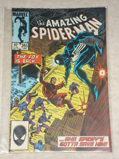 AMAZING SPIDERMAN #265 NM (9.4) 1ST APPEARANCE OF SILVER SABLE