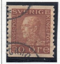 Sweden 1921-38 Early Issue Fine Used 30ore. 026740
