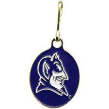 NEW! Duke Blue Devils U Can Zip It Gym Bag, Luggage, Jacket, Purse Zipper Pull