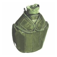 Israel Defense Forces Official Army Canteen + Cover