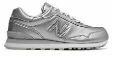 New Balance de mujer plata 515 Zapatos