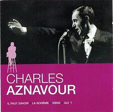 CD - CHARLES AZNAVOUR - L'Essentiel