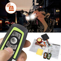 Alarme ABS Antivol securité Télécommande pour Moto Motocyclette CP