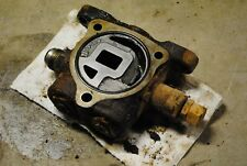 CONTROL VALVE INLET D8NND658AA | Ford 555B Backhoe