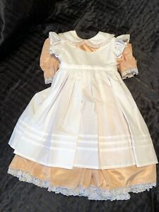 traditional baby/girls special occasion wear dress