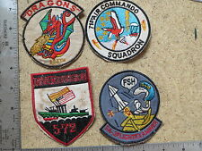 Patch -   71ST SQUADRON  RIVER DIV , DRAGONS  ,  AND MORE
