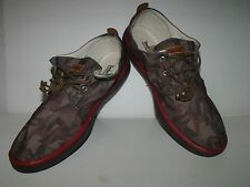 Timberland Hookset Handcrafted Mens CASUAL Oxford Shoe (Camo) NEW Mens Sz 7.5