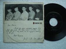 Joe JR. & the Side Effects - A letter/ Bad to me - Rare Hong Kong only 45 P/S
