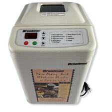 New listing Breadman Bread Maker Machine Tr-440 7 Programs 1.5 lb Loaf Works Great