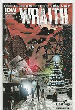 Wraith #1 Hastings Variant IDW Comics (NOS4A2 AMC Series) Joe Hill NM+