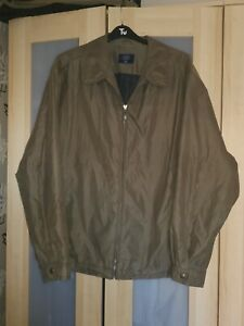 Casual Club Men's Brown Bomber Jacket XXL