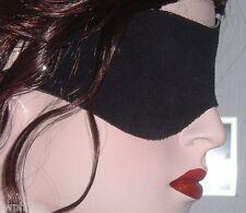 1 nero vera pelle Maschera Rilassante Nuovo forma di da viso