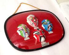 New listing Beautiful & Artistic Chinese Traditional Opera Facial Make Up Mask display China